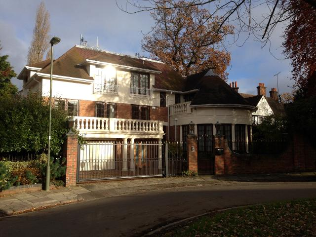 Byron Drive, Hampstead Garden Suburb, London, N2 0BD